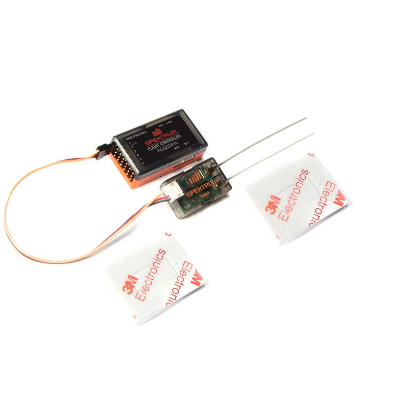 FC6250HX Helicopter Flybarless Control System
