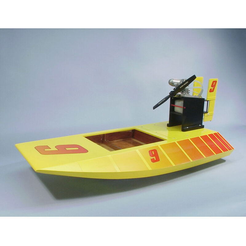 Big Swamp Buggy Boat Kit, 31""