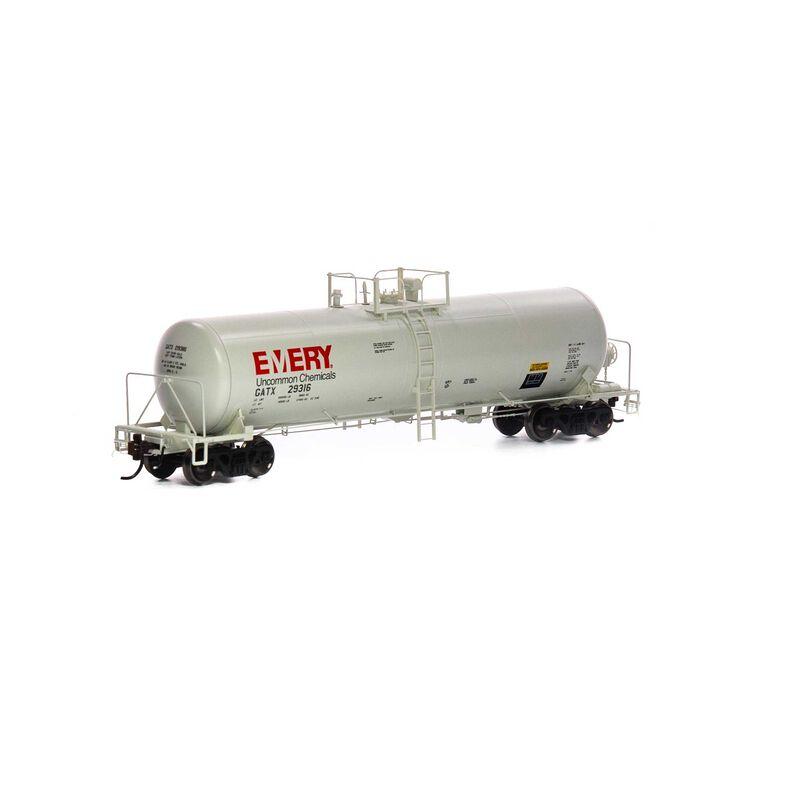 HO GATC 20 000-Gallon GS Tank GATX, Emery #29316