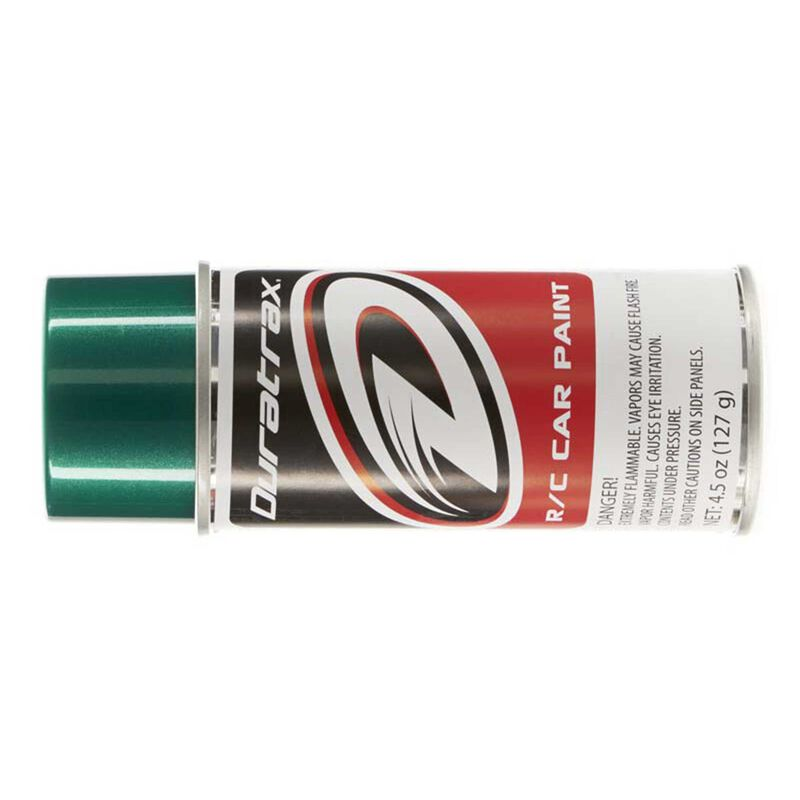 Polycarb Spray, Metallic Green, 4.5 oz