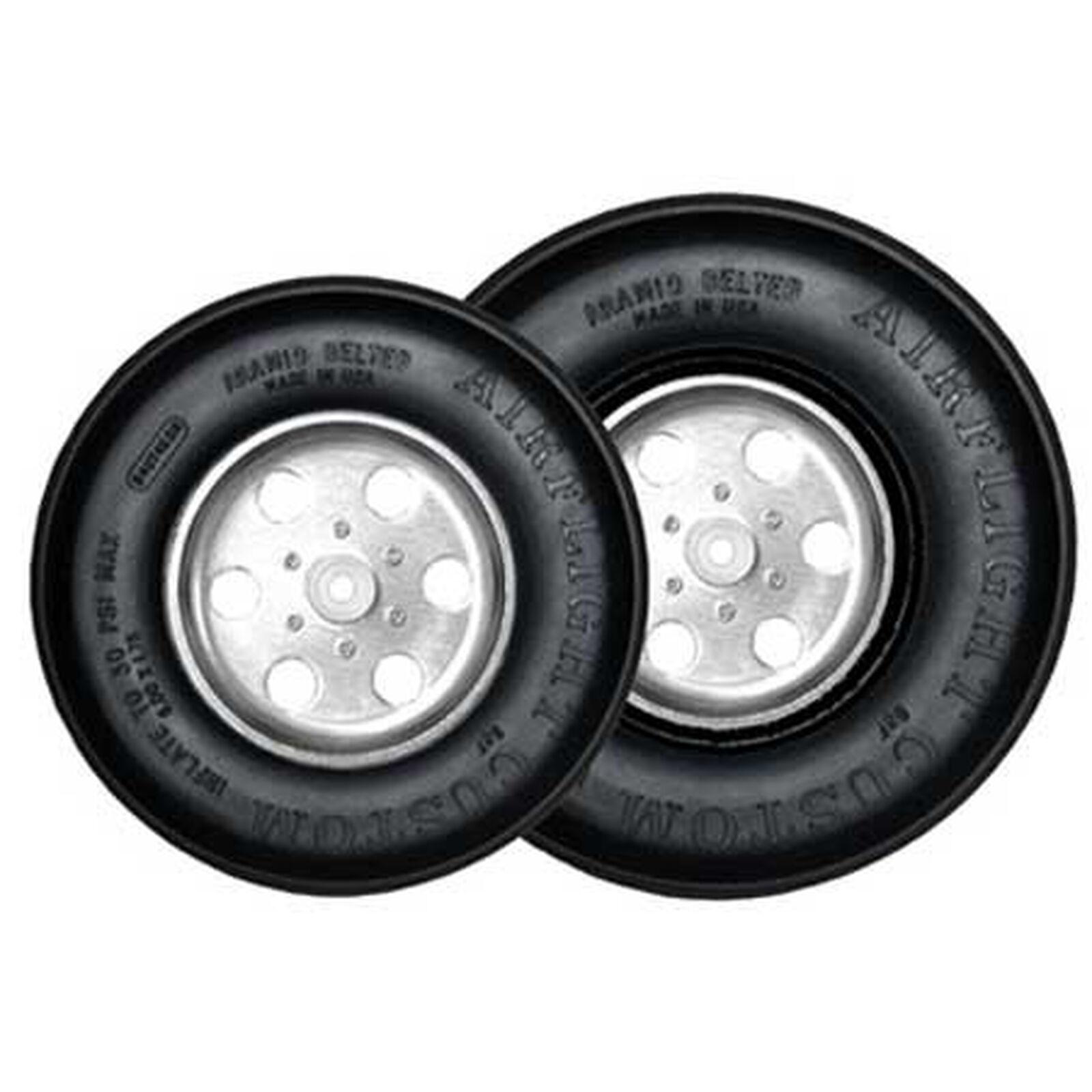 """Sky Airflight Wheel w/Treads 7"""" x 2"""""""