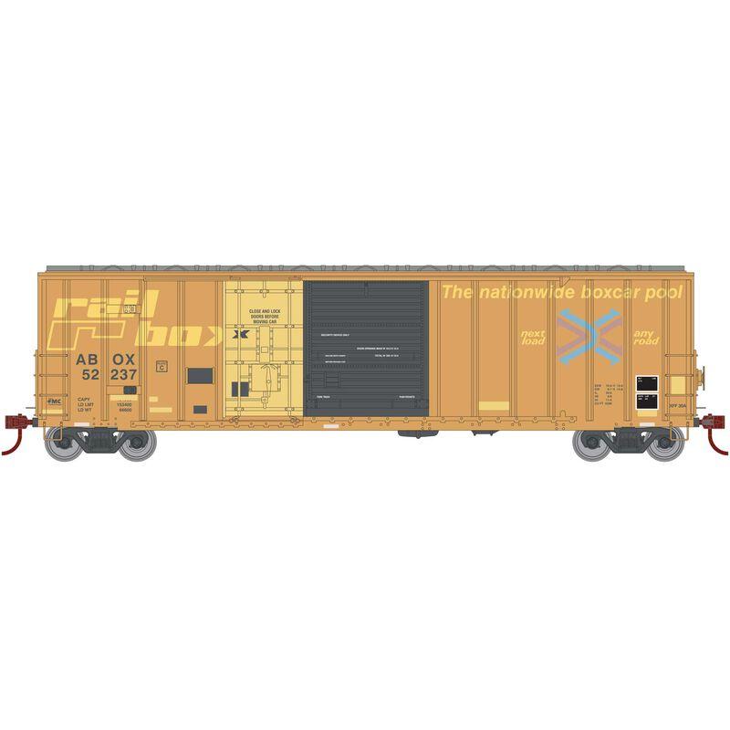 N 50' FMC Ex-Post Combo Door Box RBOX #52237