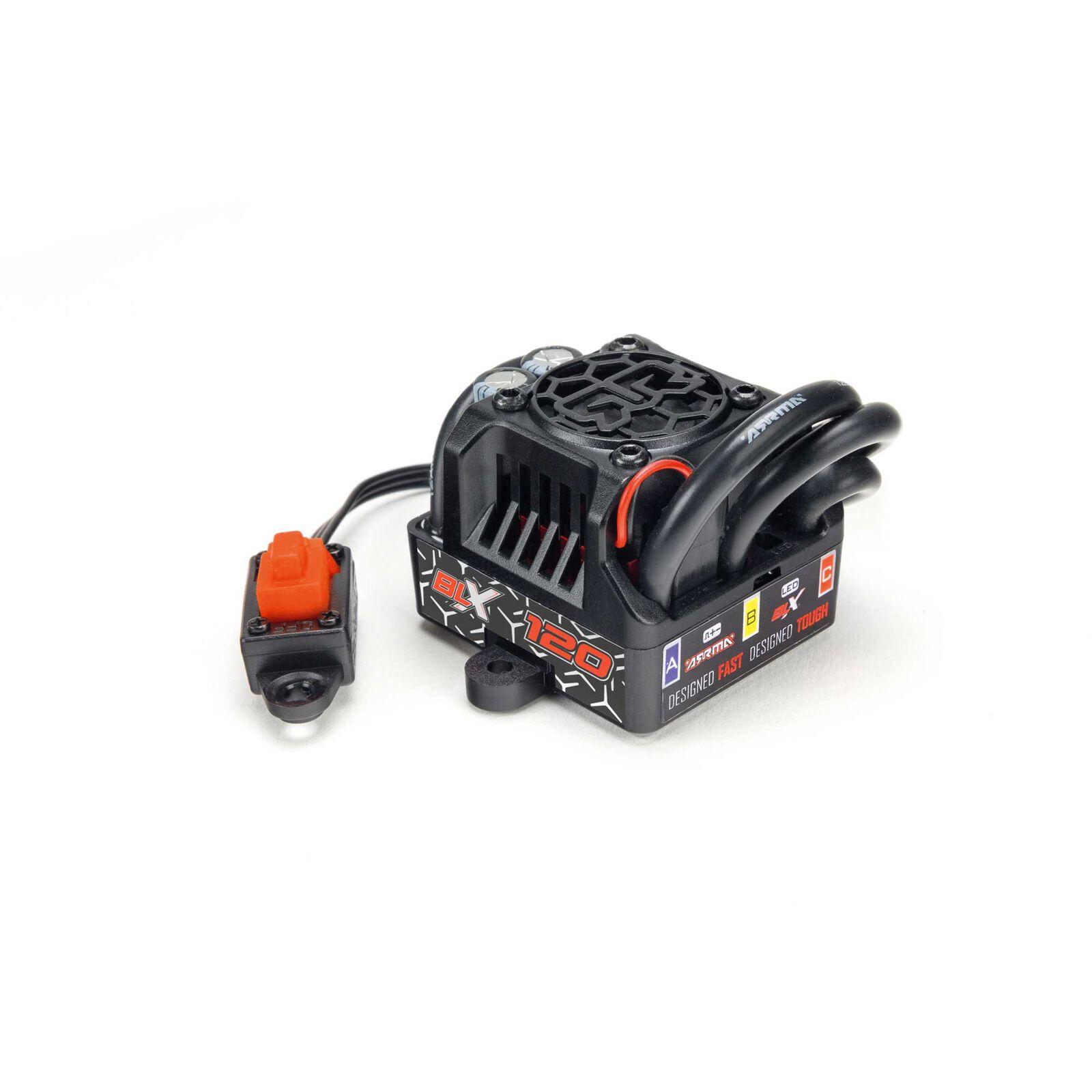 BLX120 Brushless 4S ESC