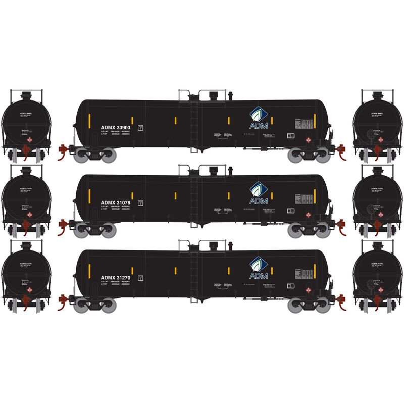 HO RTR 30 000 Gallon Ethanol Tank ADMX #2 (3)