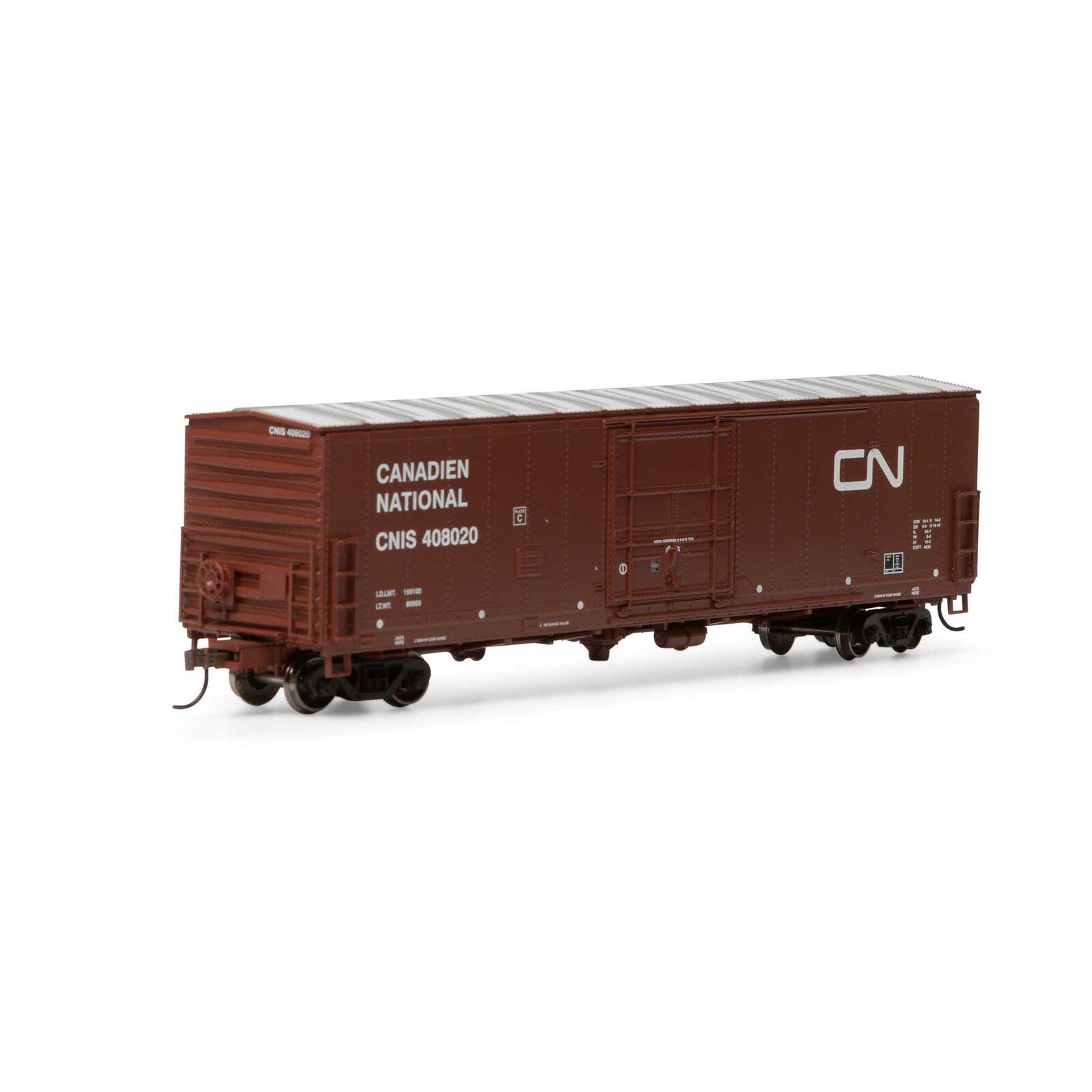 HO RTR 50' Superior Plug Door Box, CN #408020