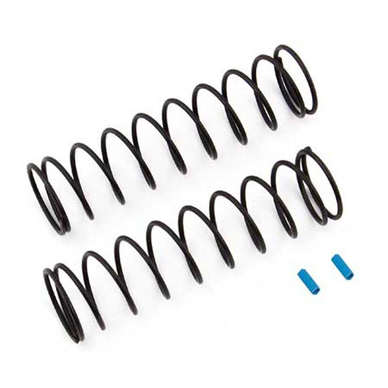 Rear Springs V2, Blue, 4.3 lb/in, L86, 10.5T, 1.6D (2)
