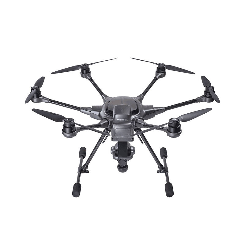Typhoon H+ with Backpack and RealSense