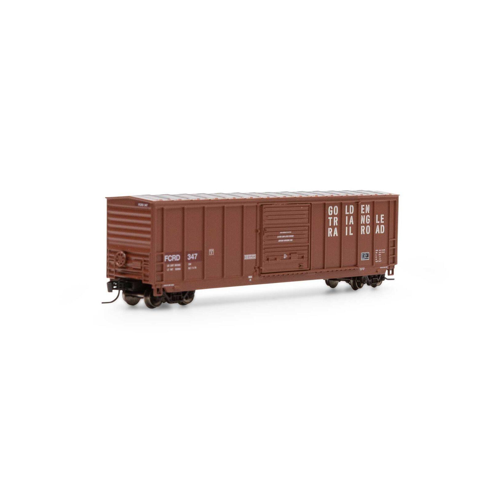 N 50' PS 5277 Box, FCRD #347