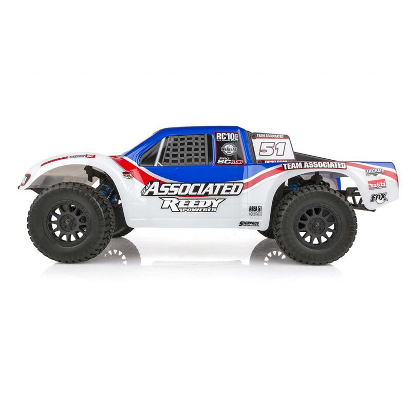 1/10 ProSC10 AE Team 2WD SCT Brushless RTR