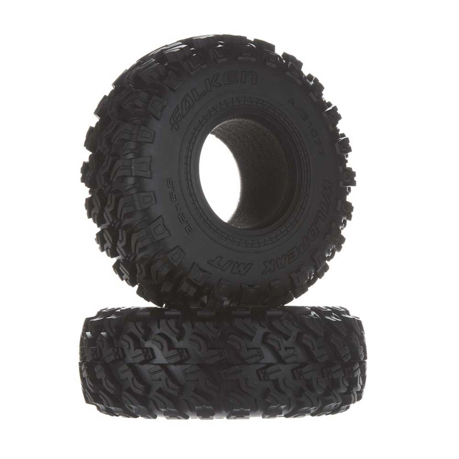 1/10 Falken Wildpeak M T R35 Compound 2.2 Tire with Inserts (2)