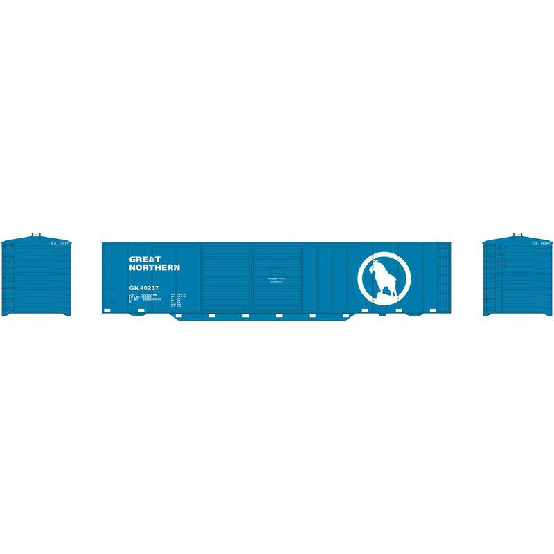 50' Double Sliding Door Box GN #40237