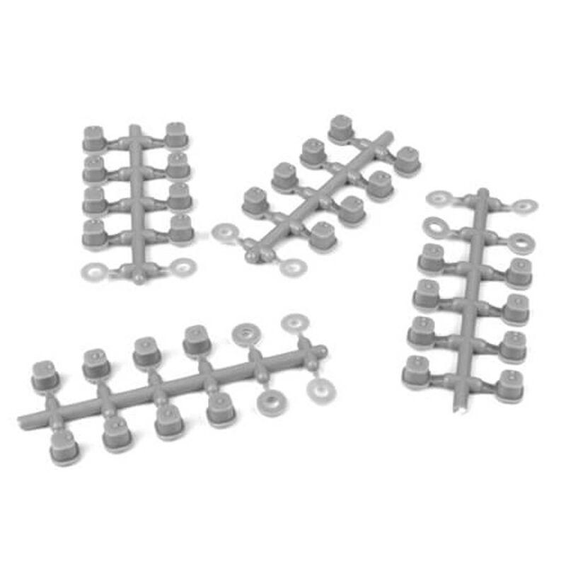 Hinge Pin Inserts Wheelbase Shims: EB410.2