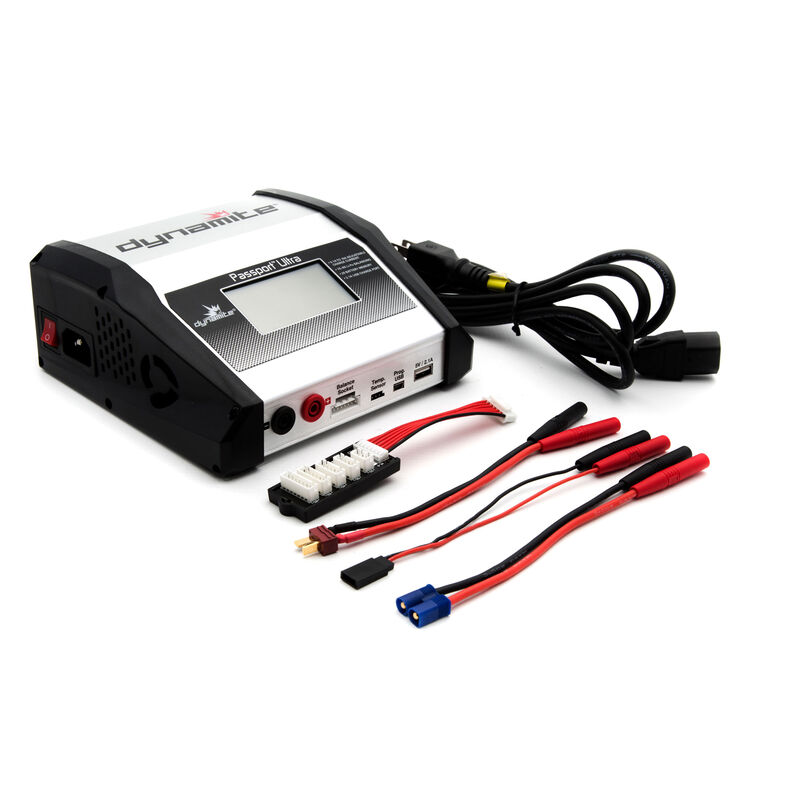 Passport Ultra 100W AC/DC Touch Battery Charger