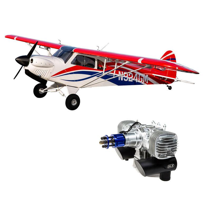 CubCrafters Cub FX-3 100-200cc w  DLE130 130cc