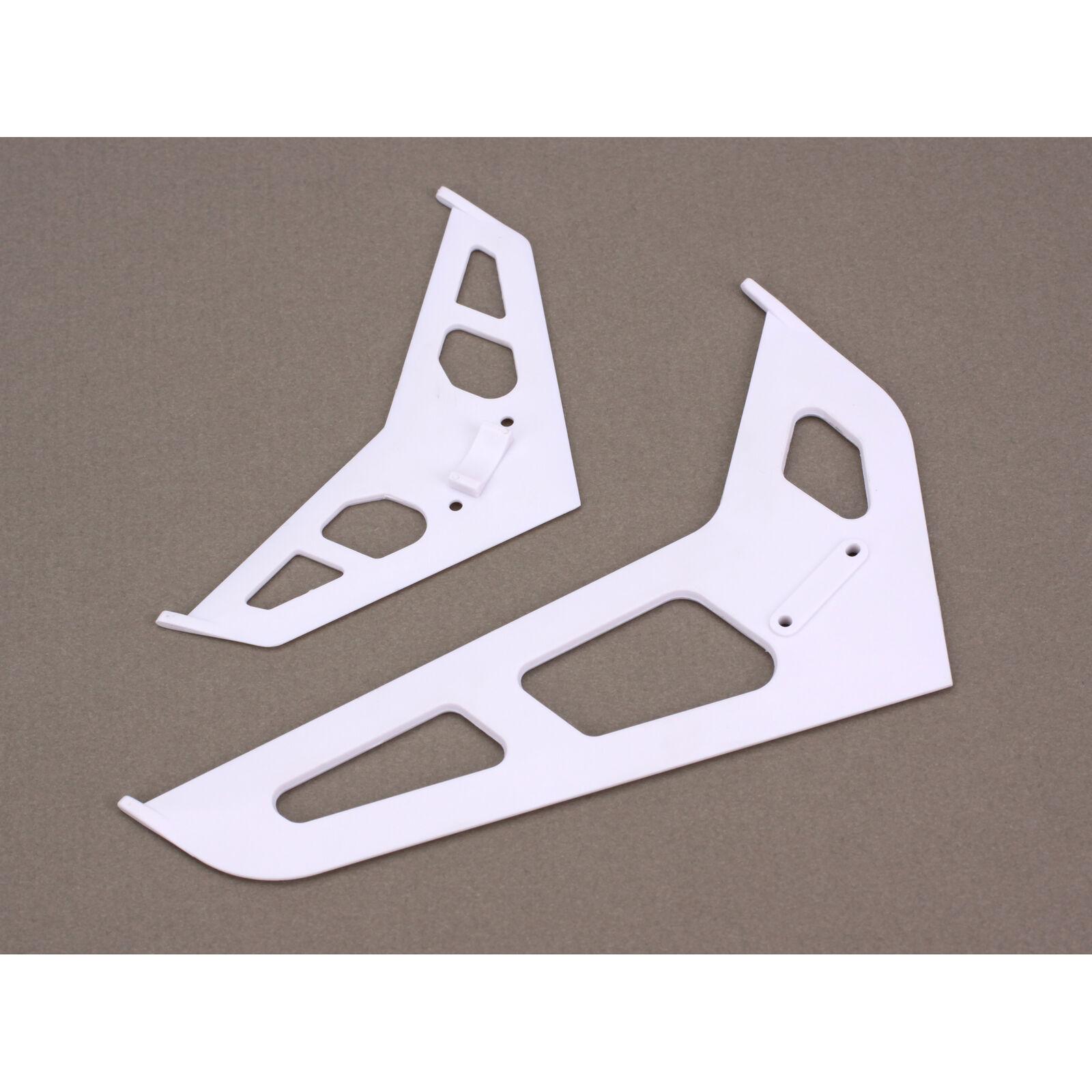 Stabilizer/Fin Set, White: B450, 330X, 330S