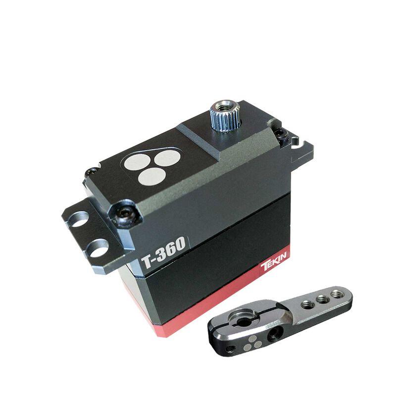 T360 Standard Digital HV High Speed Metal Gear Servo
