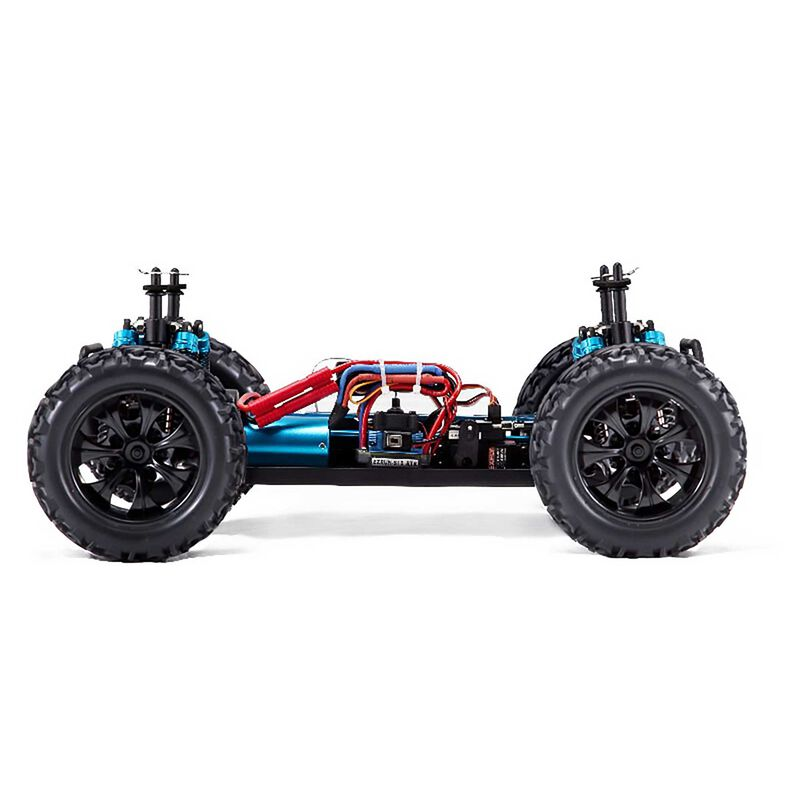 1/10 Volcano EPX PRO 4WD Monster Truck Brushless RTR, Silver