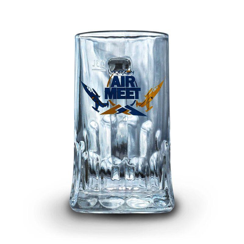 HDE Airmeet Beer Glass