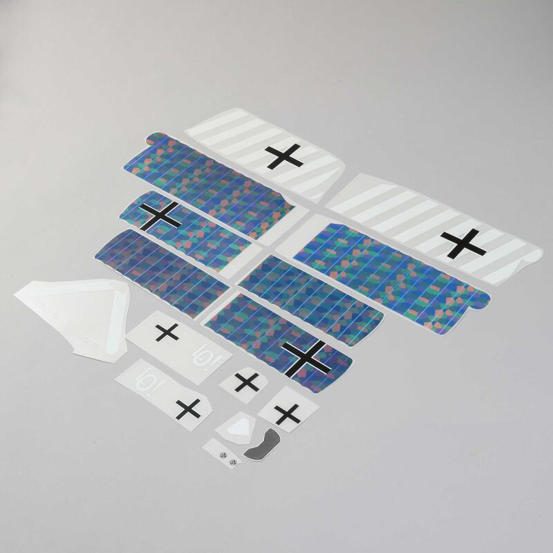 Decal Sheet: Fokker D-VII Micro EP