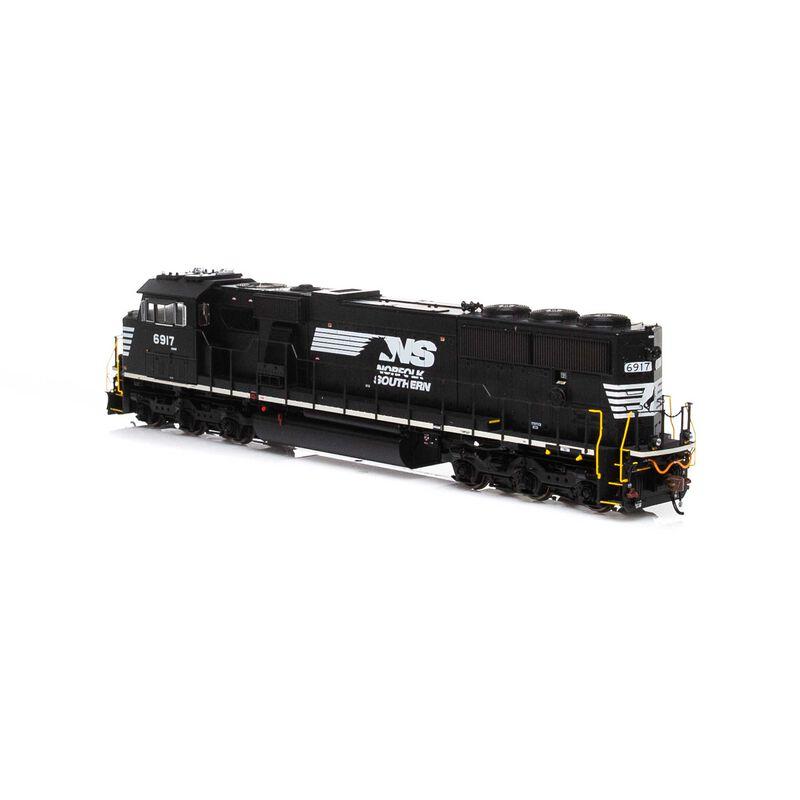 HO SD60E with DCC & Sound NS #6917