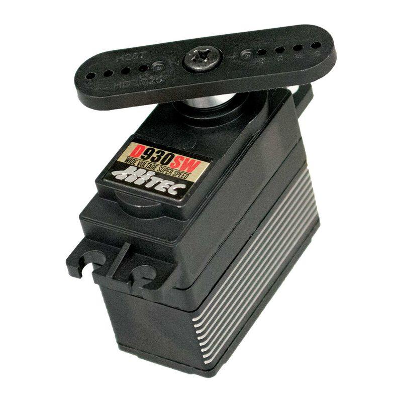 D930SW Standard Digital High Speed Steel Gear Servo