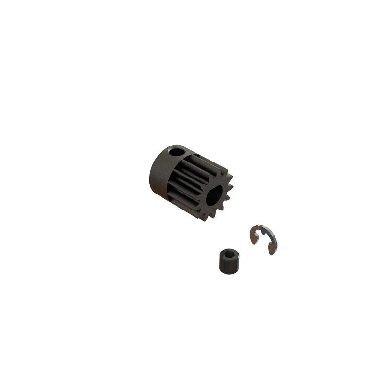 13T 0.8Mod Safe-D5 Pinion Gear
