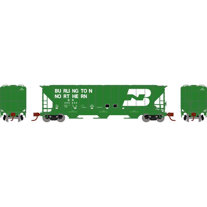 N PS 4427 Covered Hopper BN #445242