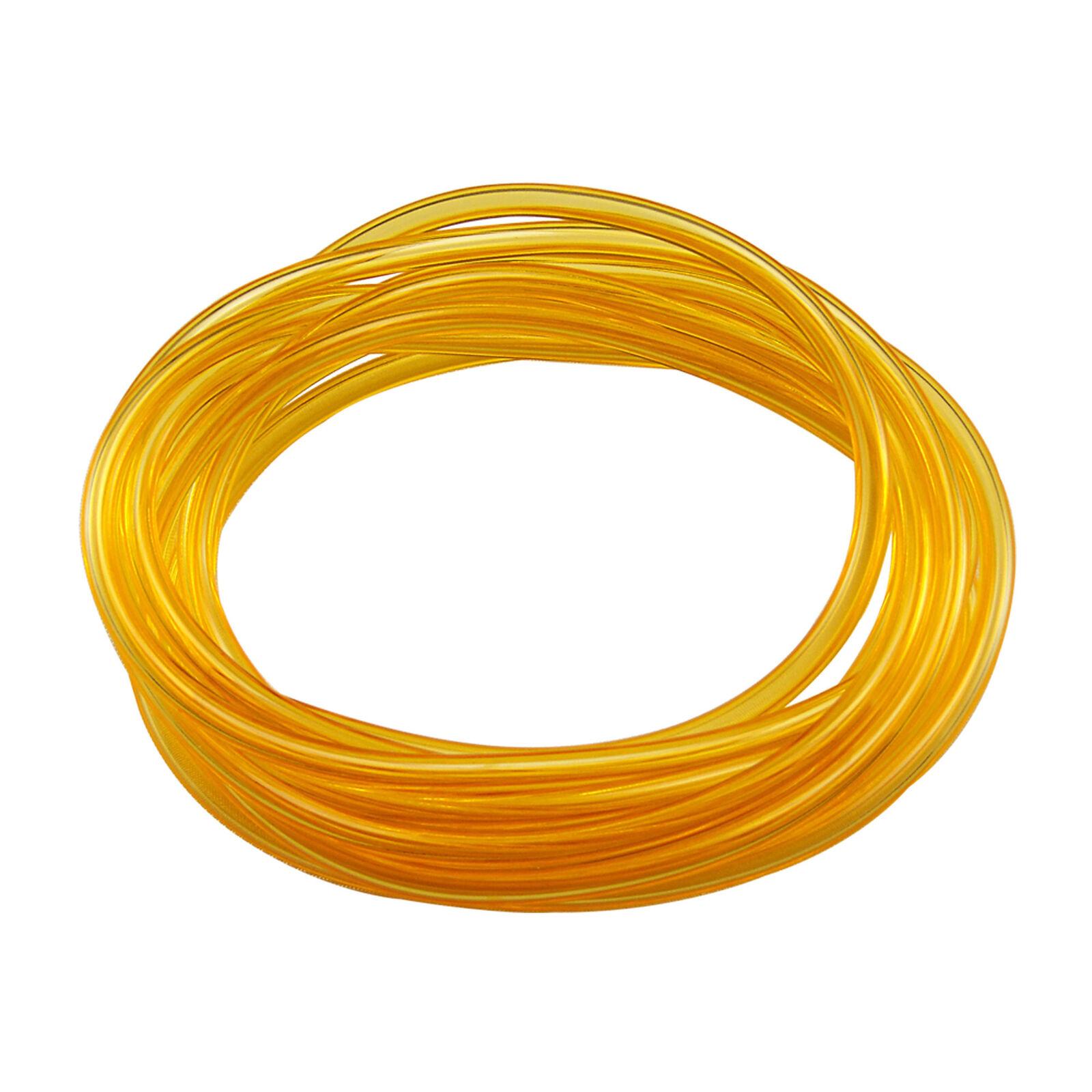 6' Pressure Tubing, Orange