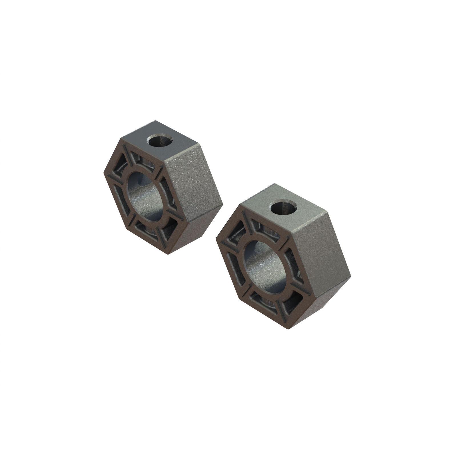 17mm Metal Wheel Hex (2)