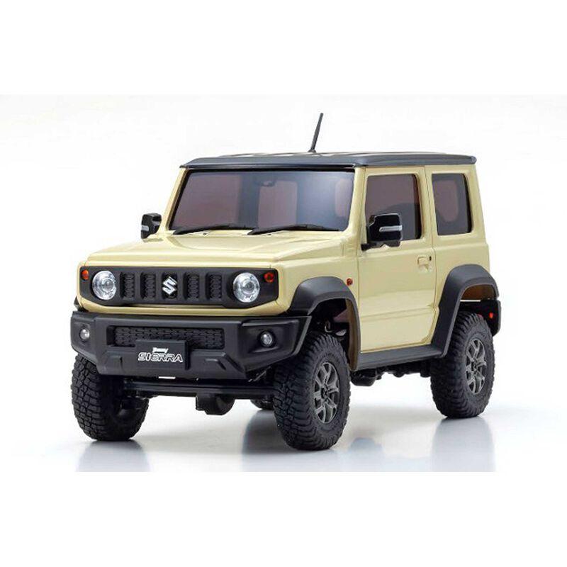 MINI-Z 4X4 Jimny Sierra, Ivory