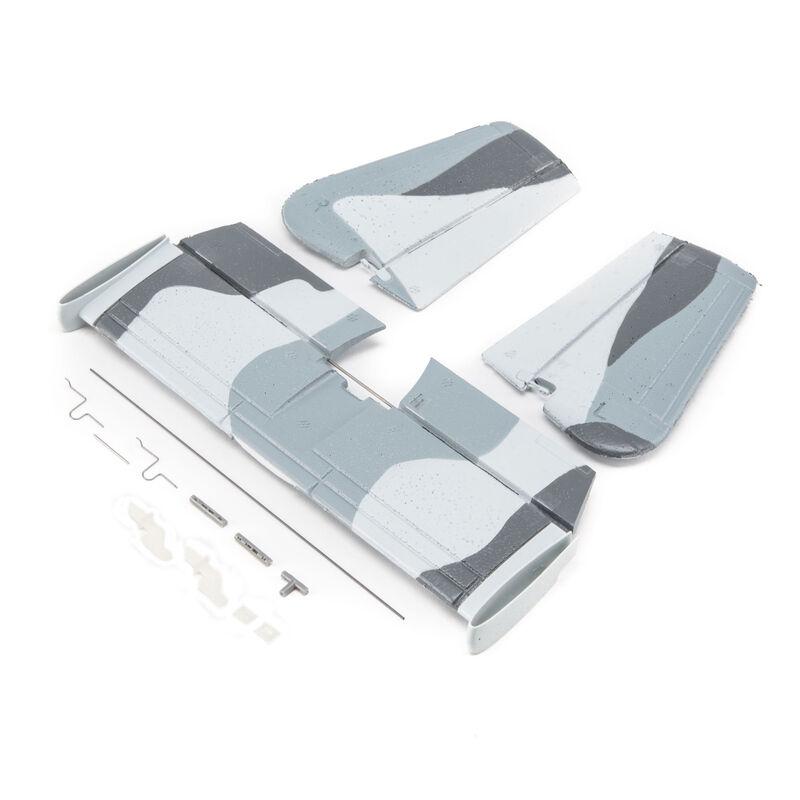 Tail Set: UMX A-10 BL