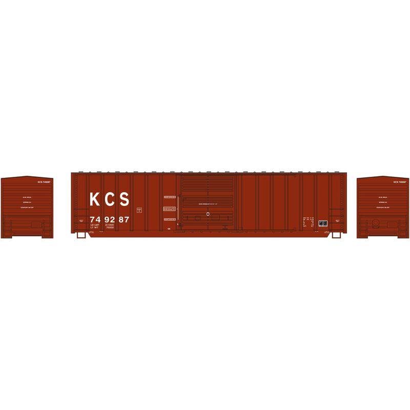 N 50' Berwick Box KCS #749287