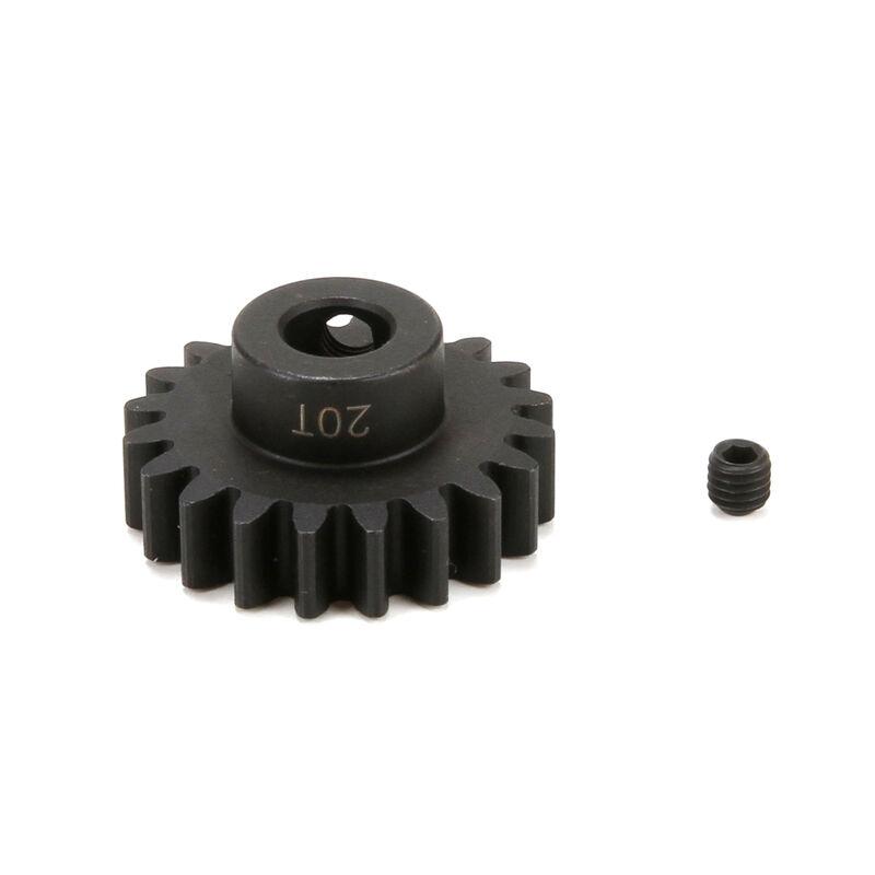 Pinion Gear, 20T, MOD 1.5: 6IX