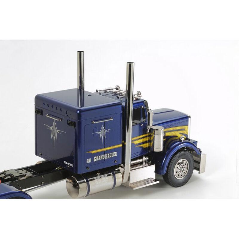 1/14 Grand Hauler 4WD Semi Tractor Kit