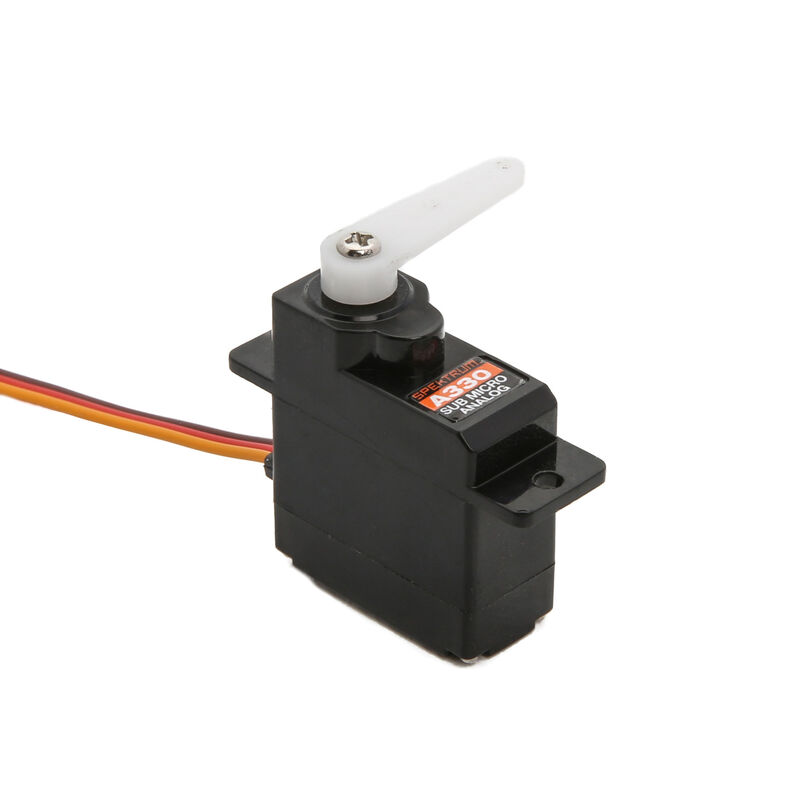 A330 Analog 9g Aircraft Servo