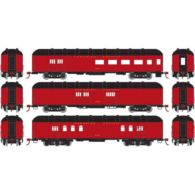 HO RTR Arch Roof Set CPR (3)