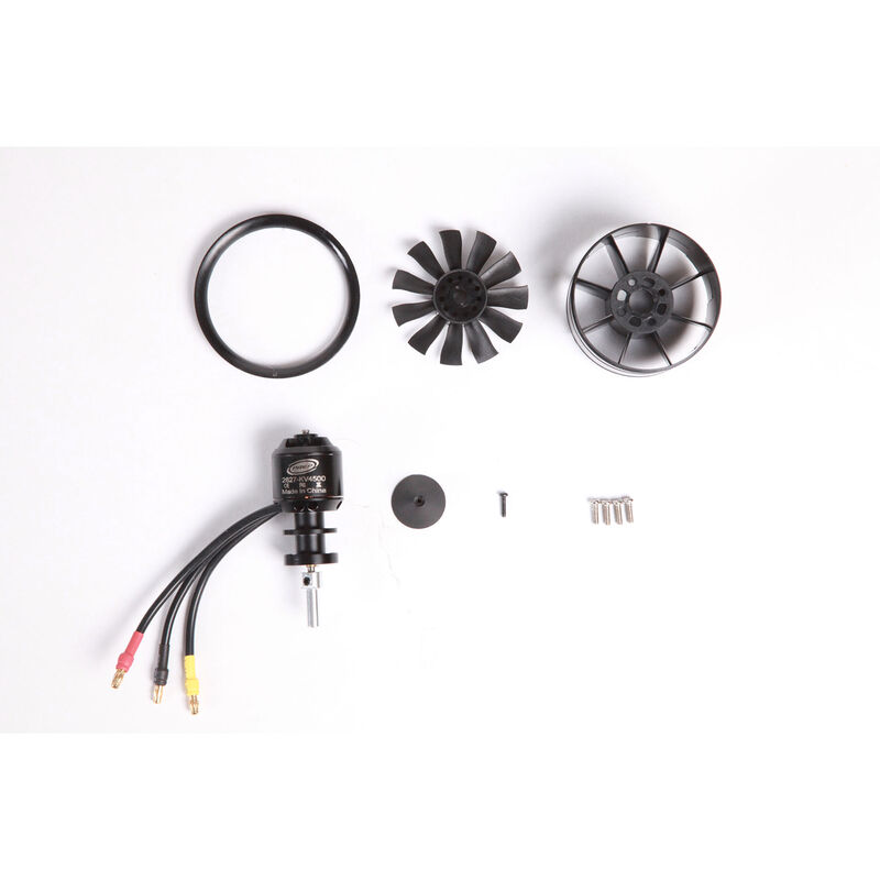 Ducted Fan with KV4500 Motor, 50mm