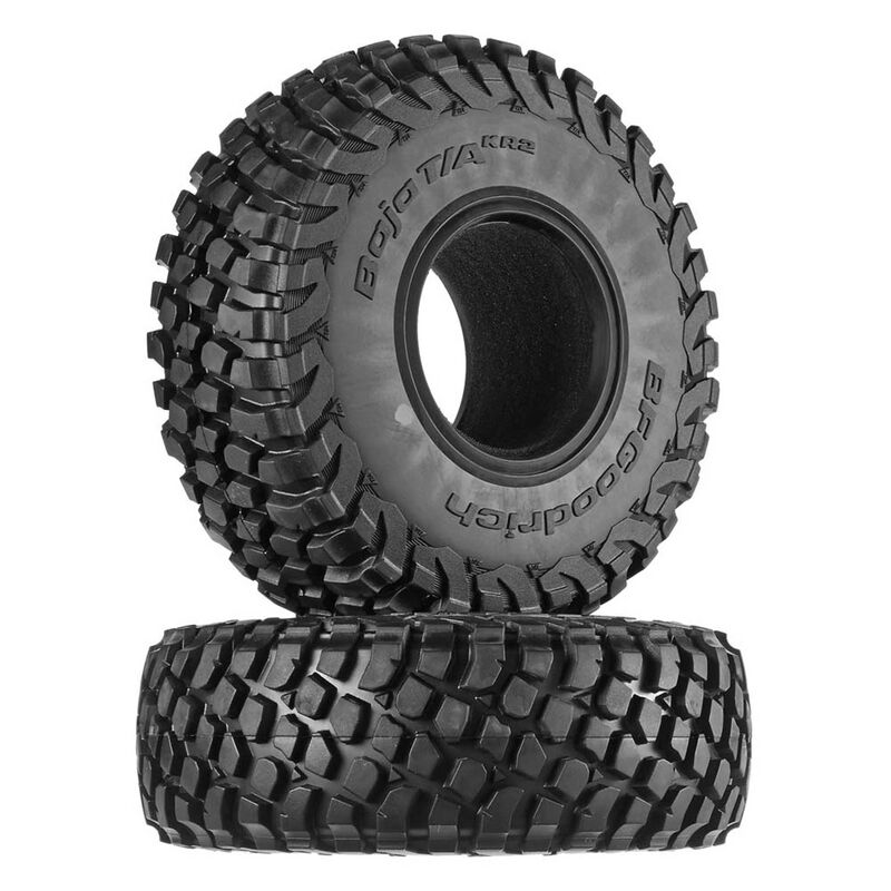 1/10 BF Goodrich Baja T A KR2 2.2 Tire with Inserts (2)