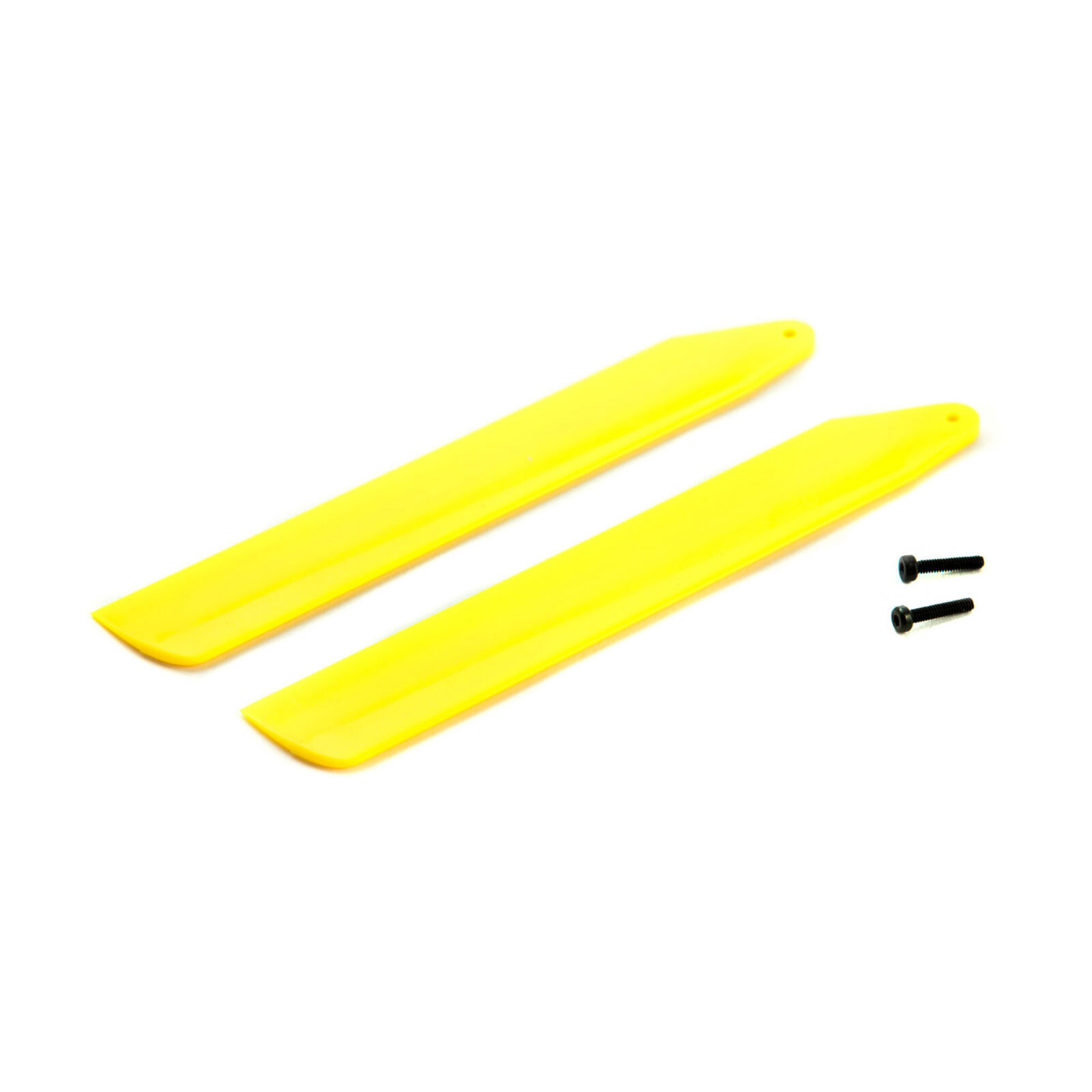 Hi-Performance Main Blade Set, Yellow: mCP X BL