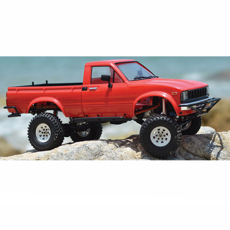 1/10 Trail Finder 2 4WD Truck Brushed RTR, Mojave II Body