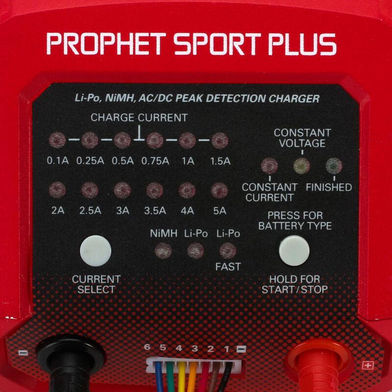 Prophet Sport Plus 50W AC/DC Charger