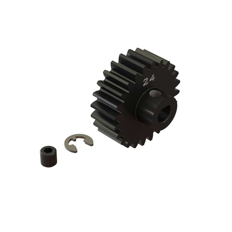 Pinion Gear, 24T HD Mod1 Safe-D5