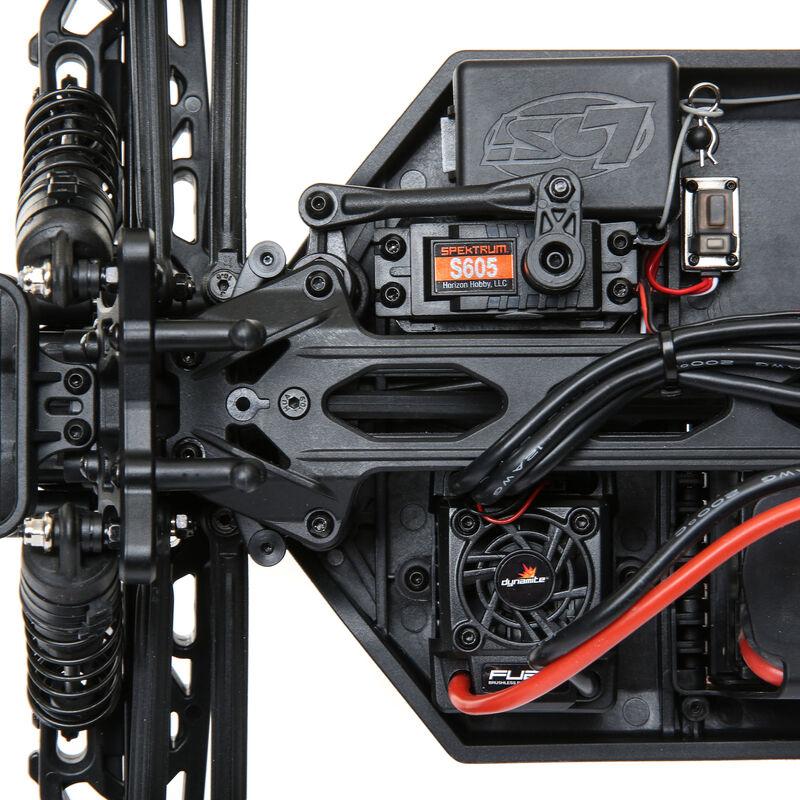 TENACITY Desert Buggy AVC  1 10 4WD RTR