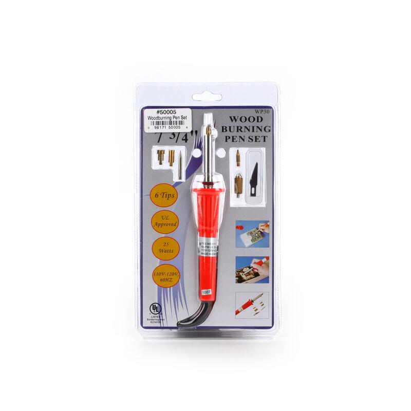 Woodburning Pen Set, 30W