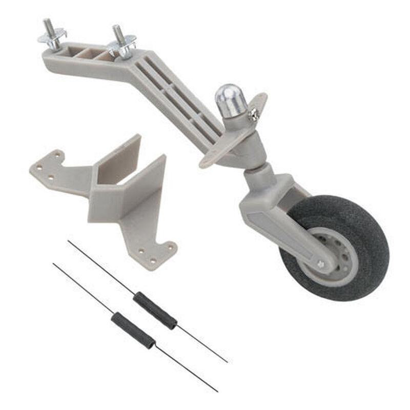 Semi-Scale Tailwheel System: 90-120