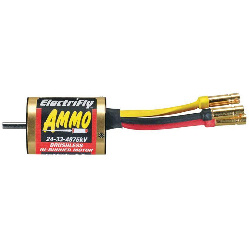 Ammo 24-33-4875 In-Runner Brushless Motor