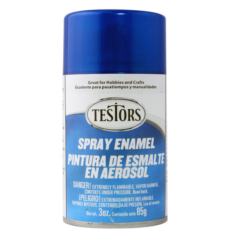 Spray 3 oz Sapphire Blue Metal Flake