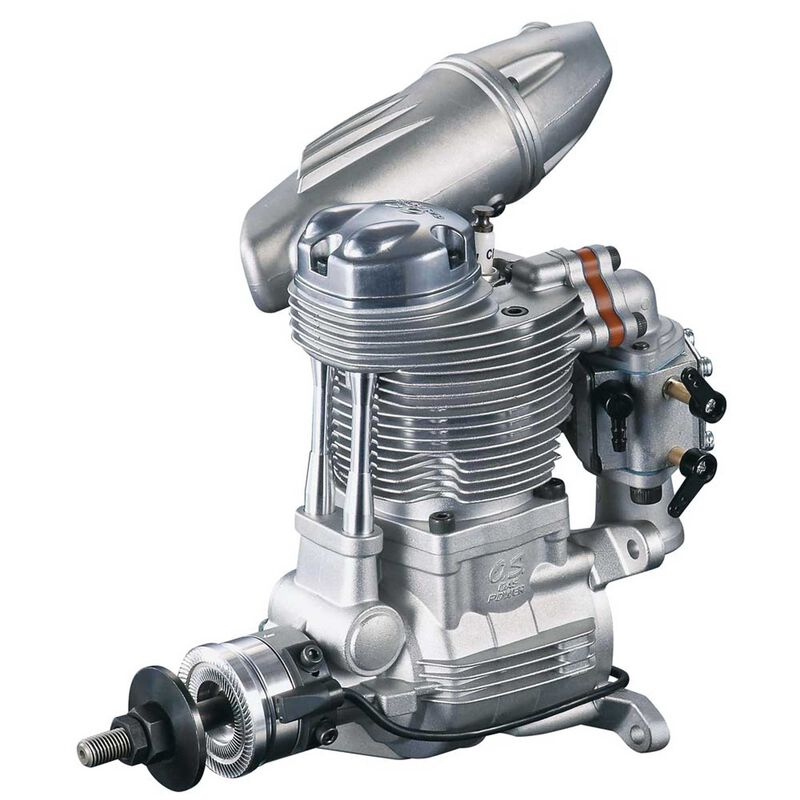 GF40 40cc 4-Stroke Gas Airplane Engine with Muffler