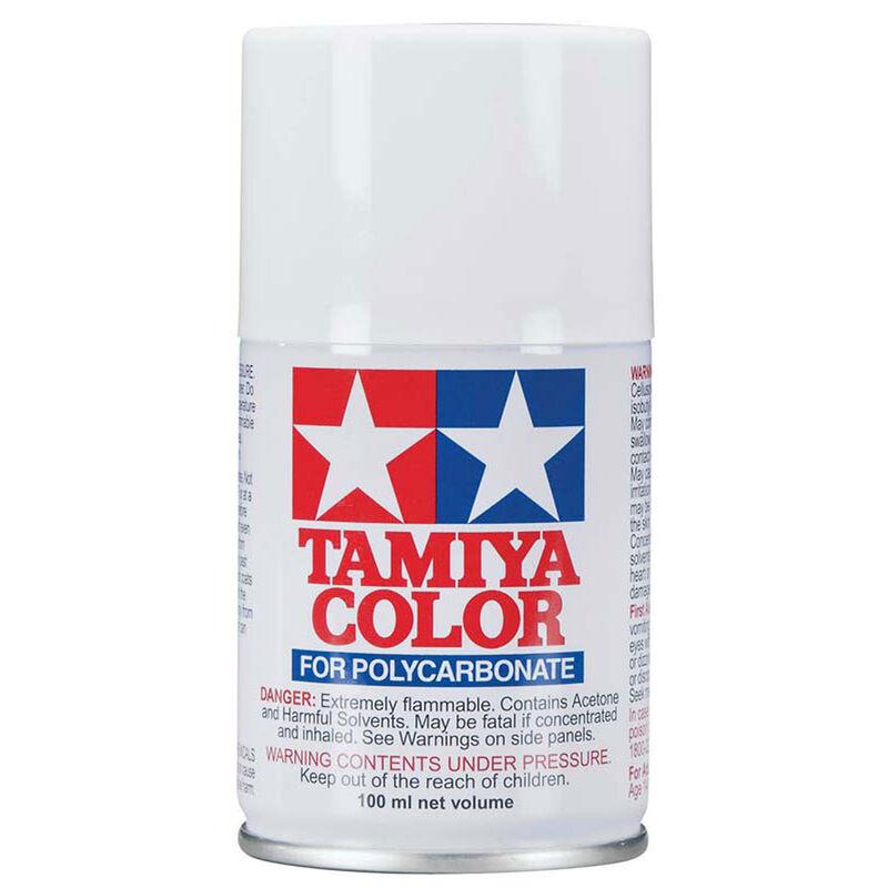 Polycarbonate PS-1 White, Spray 100 ml