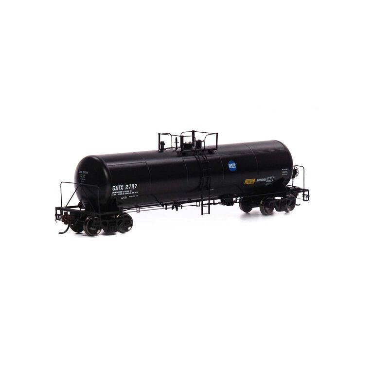 HO GATC 20K-Gal GS Tank GATX, Service Driven #27112
